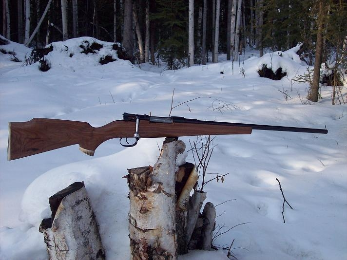 1893 Turkish Mauser Project - Mausers - Military Firearm