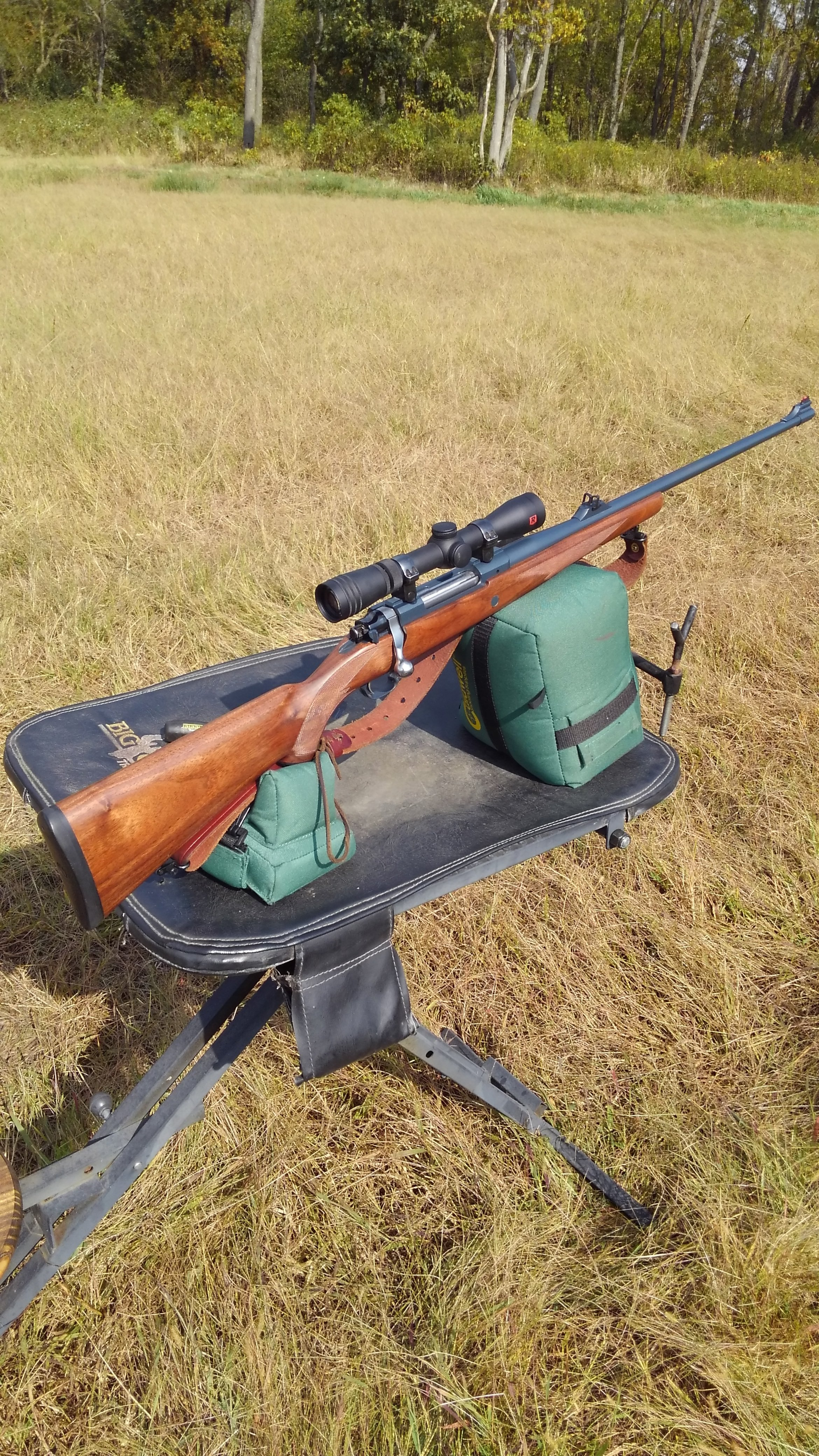 Ruger 77 mkII 358 Norma Mag - Commercial Sporting Rifles - Military
